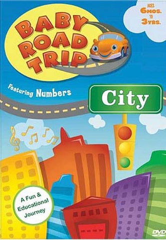 Baby Road Trip: City DVD Movie