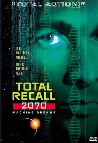 Total Recall 2070 - Machine Dreams (Bilingual) DVD Movie