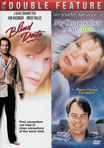Blind Date/My Stepmother Is An Alien (Double Feature) DVD Movie