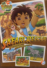Go Diego Go - Safari Rescue (Bilingual)
