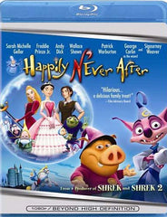 Happily N'Ever After (Blu-ray) (USED)