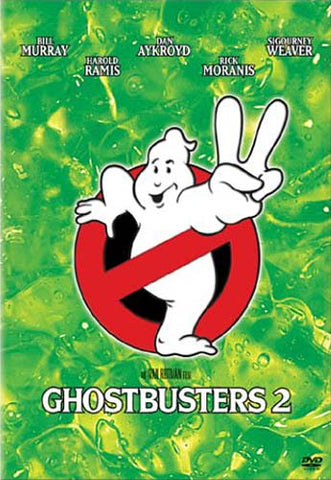 Ghostbusters 2 (Widescreen) DVD Movie