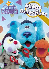 Blue's Room - Shape Detectives