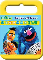 Playtime with Grover - Play with Me Sesame - (Sesame street)