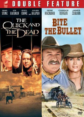The Quick and the Dead / Bite the Bullet (Double Feature) DVD Movie