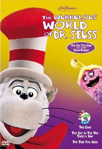 The Wubbulous World of Dr. Seuss - The Gink, The Cat in the Hat Takes A Nap, The Feed You Need DVD Movie