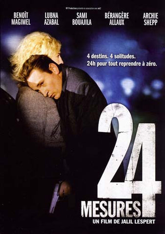 24 Mesures DVD Movie