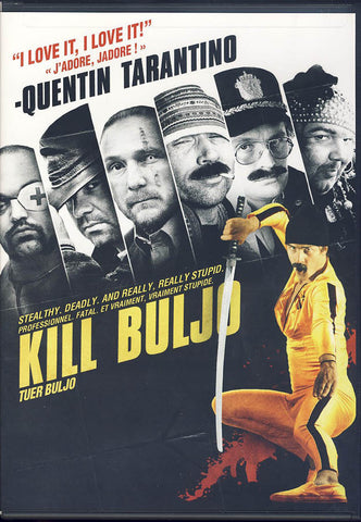 Kill Buljo (Bilingual) DVD Movie
