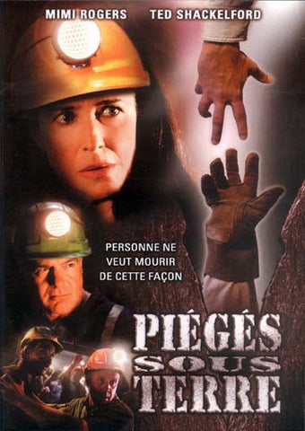 Pieges Sous Terre DVD Movie