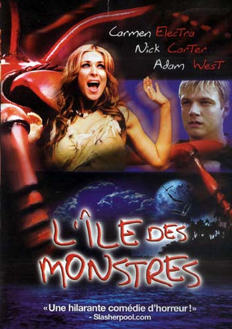 L'ile Des Monstres DVD Movie