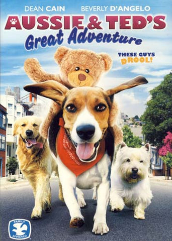 Aussie And Ted's Great Adventure DVD Movie