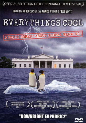 Everything's Cool DVD Movie