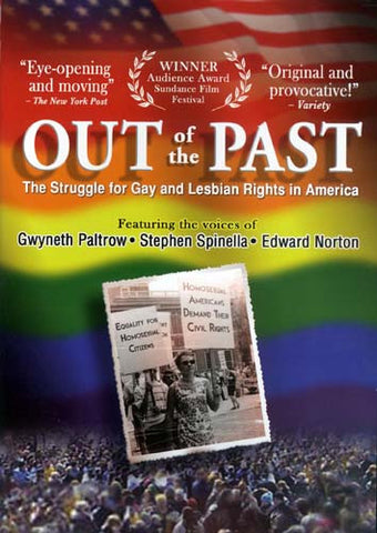 Out Of The Past: The Struggle For Gay And Lesbian Rights In America DVD Movie