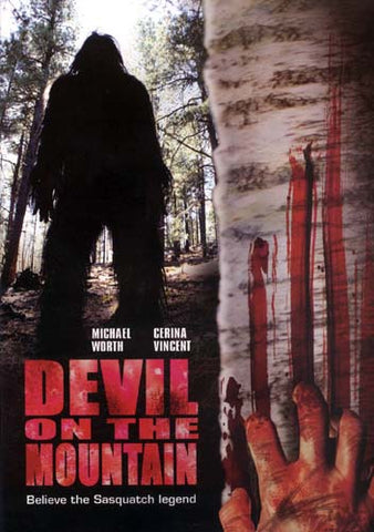 Devil On The Mountain DVD Movie