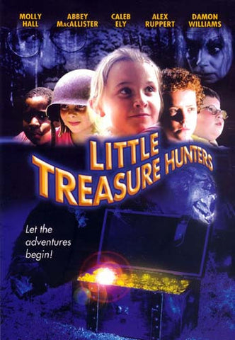 Little Treasure Hunters DVD Movie