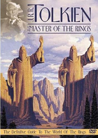J.R.R. Tolkien - Master of the Rings - The Definitive Guide to the World of the Rings DVD Movie