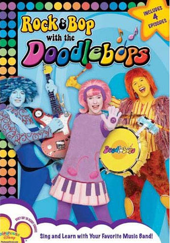 Doodlebops: Rock and Bop With the Doodlebops DVD Movie