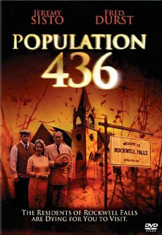 Population 436 DVD Movie