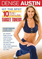 Denise Austin: Hit the Spot - 10 Five Minute Target Toners (LG)