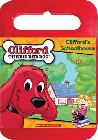 Clifford: Clifford's Schoolhouse DVD Movie