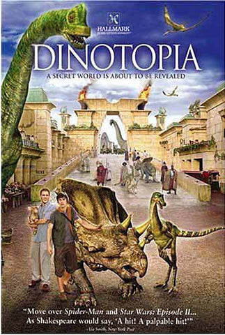 Dinotopia - A Secret World is About To Be Revealed DVD Movie