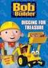 Bob The Builder - Digging For Treasure DVD Movie