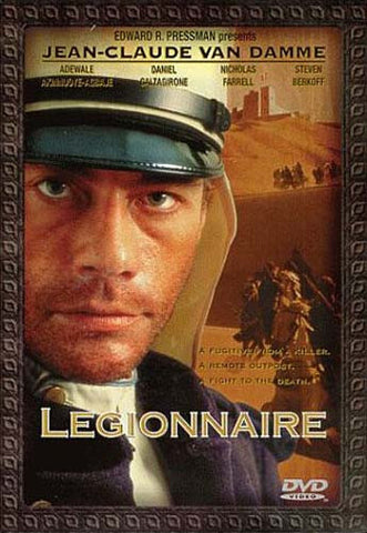 Legionnaire (Fullscreen) DVD Movie