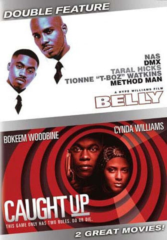 Belly/Caught Up DVD Movie