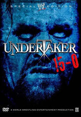 WWE - Undertaker 15-0 (Special Edition)