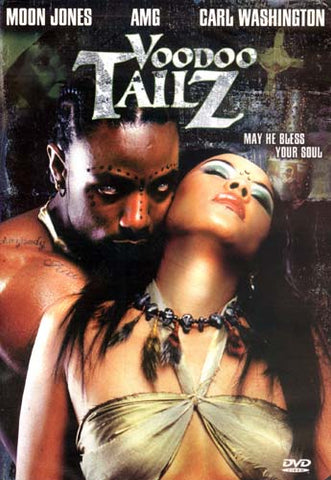 Voodoo Tailz DVD Movie