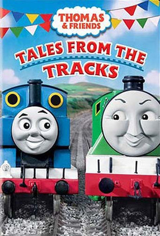 Thomas And Friends - Tales From The Tracks DVD Movie