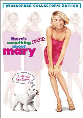 There's Something More About Mary (Widescreen Collector's Edition) DVD Movie
