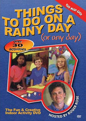 Things To Do On A Rainy Day (Or Any Day)