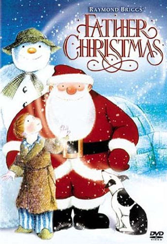 Father Christmas DVD Movie