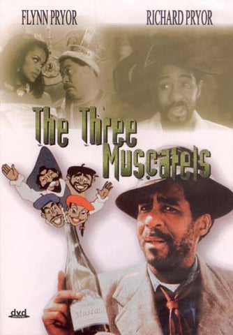 The Three Muscatels DVD Movie