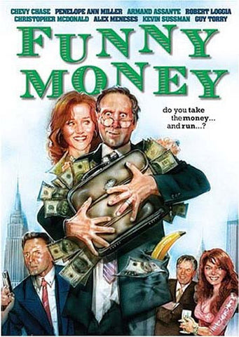 Funny Money DVD Movie