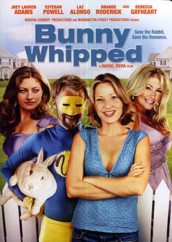 Bunny Whipped DVD Movie
