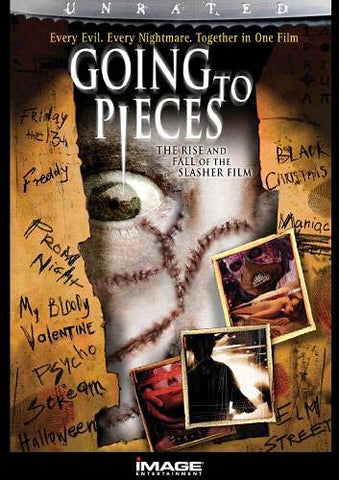 Going to Pieces - The Rise and Fall of the Slasher Film Unrated (Fullscreen) (WideScreen) DVD Movie