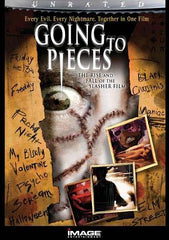 Going to Pieces - The Rise and Fall of the Slasher Film Unrated (Fullscreen) (WideScreen)