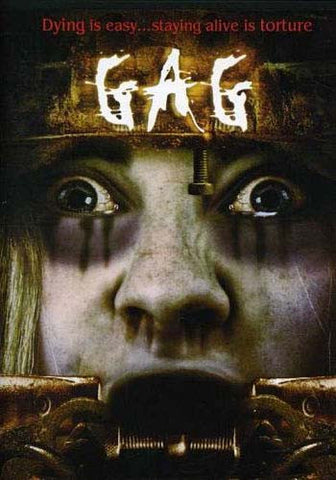Gag (Fullscreen) DVD Movie