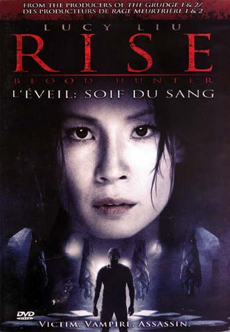 Rise - Blood Hunter DVD Movie