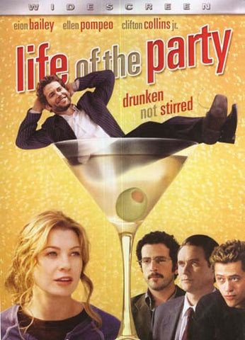 Life of the Party DVD Movie