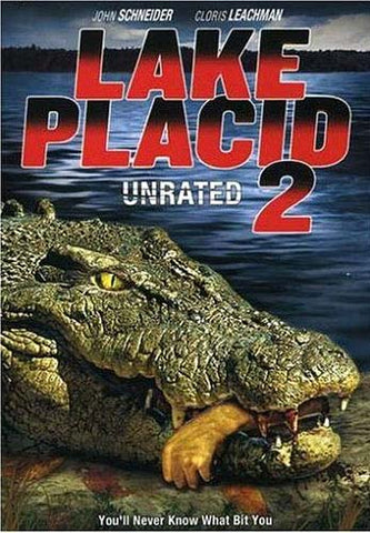 Lake Placid 2 (Unrated) DVD Movie