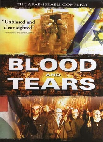 Blood and Tears - The Arab-Israeli Conflict (Full Screen) (Widescreen) DVD Movie