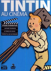 Tintin Au Cinema - (3 Films D'Animation) (Boxset)