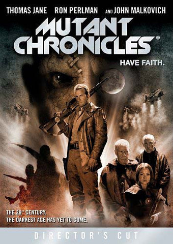 Mutant Chronicles (Director's Cut) DVD Movie