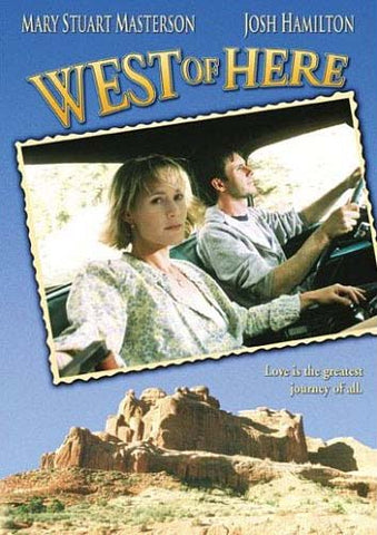 West Of Here DVD Movie