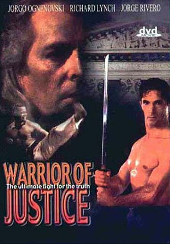 Warrior Of Justice DVD Movie