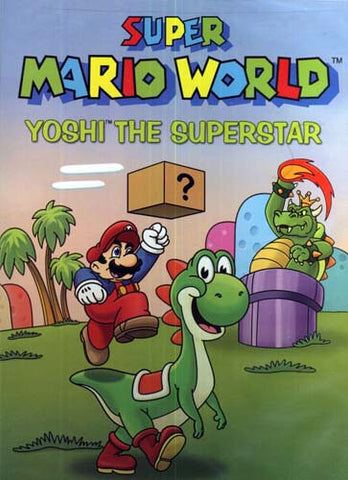 Super Mario World - Yoshi the Superstar DVD Movie