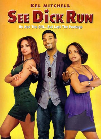 See Dick Run DVD Movie